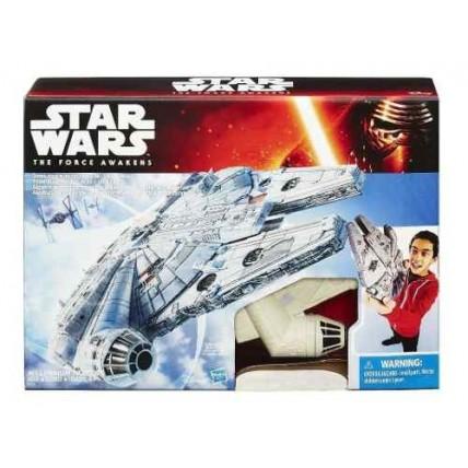 Star Wars Nave Espacial Millennium Falcon