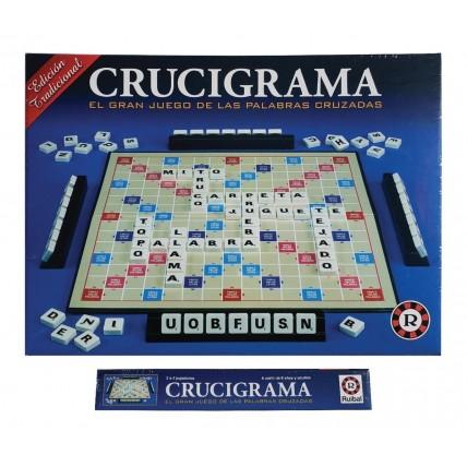 Crucigrama - Ruibal Juegos De Palabras
