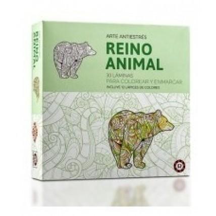 Reino Animal - Ruibal Anti-estres