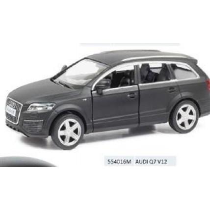 Auto Coleccion  Audi Q7 V12