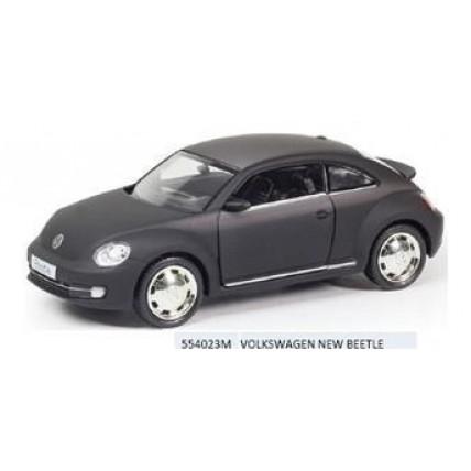 Auto De Coleccion A Escala Volkswagen New Beetle
