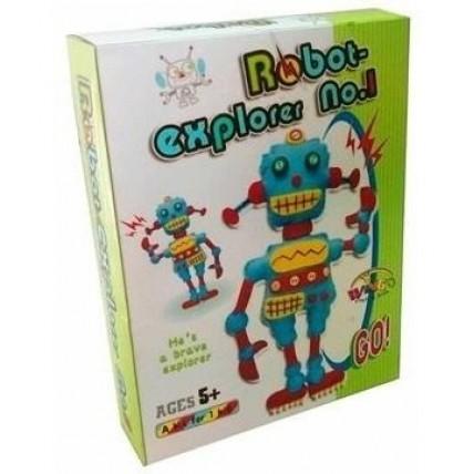 Tuerca El Robot Set Didactico 2/24