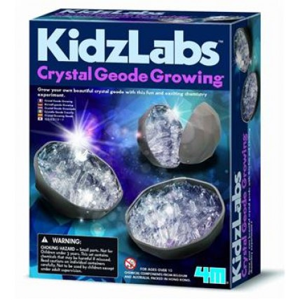Grow Your Crystal Geodes 1/6/24