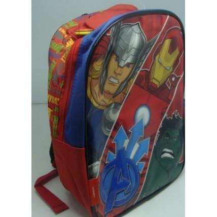 Avengers Mochila 12plg 1/40