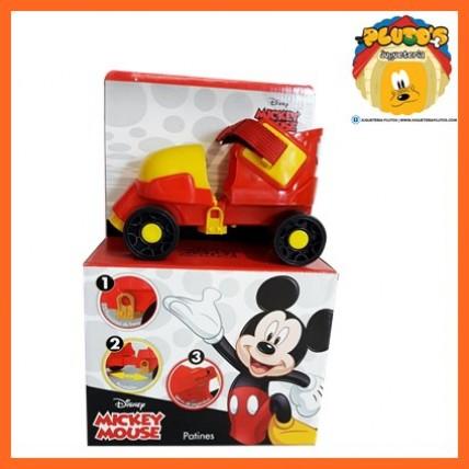 Patines Cuatro Ruedas Mickey