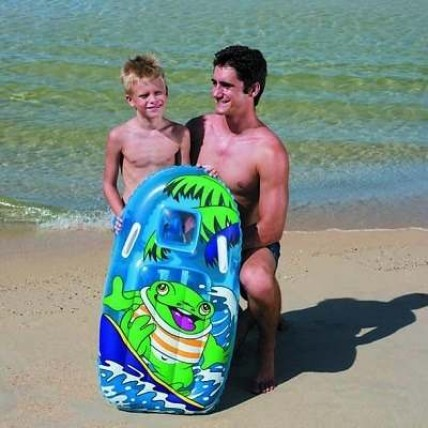 Colchoneta Surfer Inflable 100 X 51 Cm