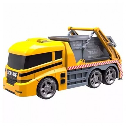 Camion Volquete Teamsterz