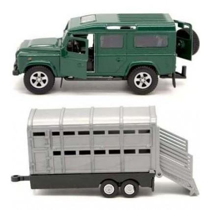 Teamsterz Camioneta 4x4 Con Remolque