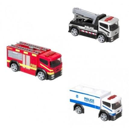 Teamsterz Vehiculos De Emergencia