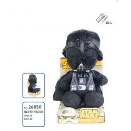 Peluche Darth Vades 25cm En Caja Star Wars