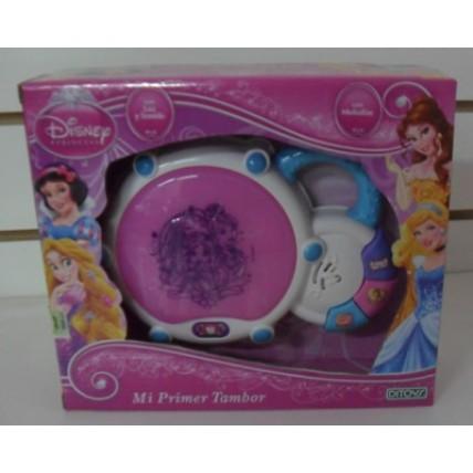 Princesas Mi Primer Tambor