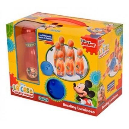 Bowling Luminoso La Casa De Mickey Mouse