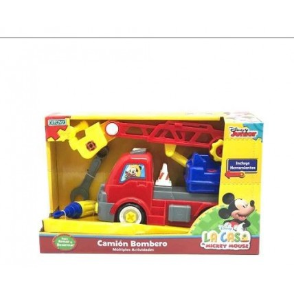 Camion Mickey Clubhouse