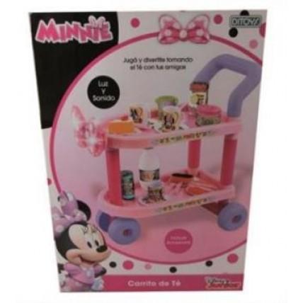 Carrito De Te Minnie Mouse
