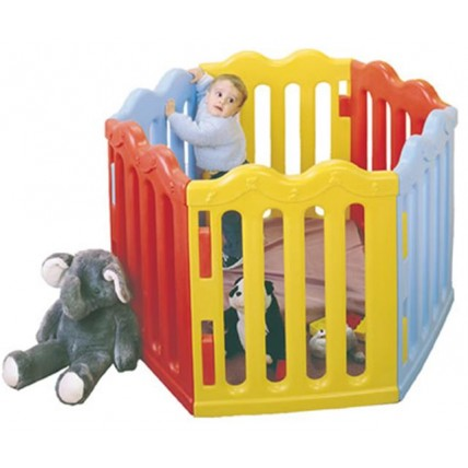 Corralito  Infantil  1-3 Años  Diam. 120-82 Rotoys