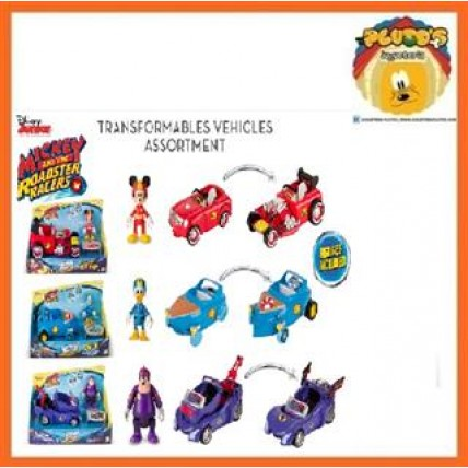 Mickey Mouse Roadster Racers Disney