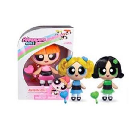 Chicas Superpoderosas Muñeca Articulada 15 Cm - Surtido De Personajes