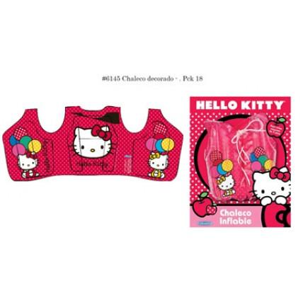 Hello Kitty Chaleco Decorado