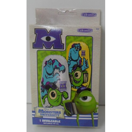 Involcable 44 Cm. Monsters University. 2 Surtidos