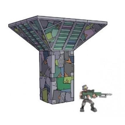 Fortnite - Playset Para Armar Un Fuerte