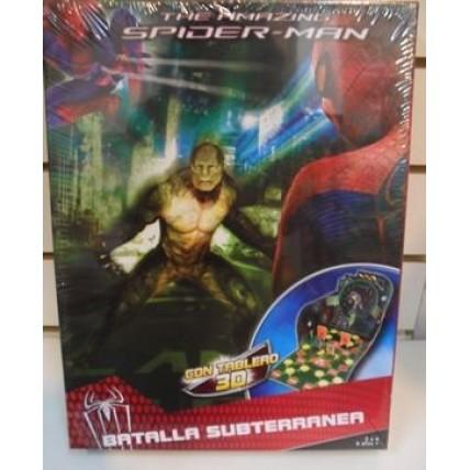Batalla Subterranea - Tv Spiderman