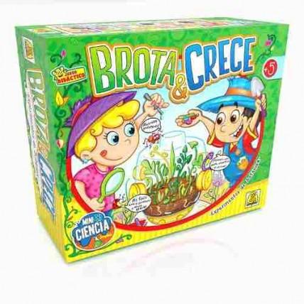 Brota Y Crece - Juego Germinar Plantas