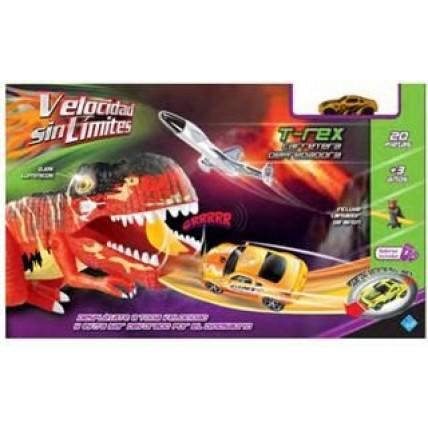 T-rex Carretera Depredadora